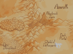 Eastern Kingdoms WC2x Act 2 (The Burning of Azeroth).png