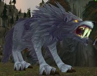Image of Dragonflayer Worg