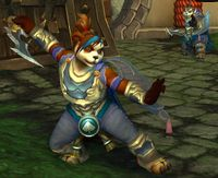 Image of Paw'don Defender