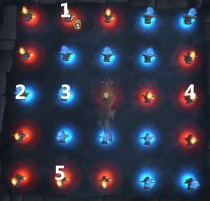 Third totem puzzle solution
