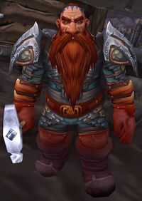Image of Brom Forgehammer
