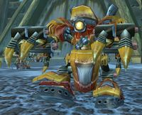 Image of Crushcog Battle Suit