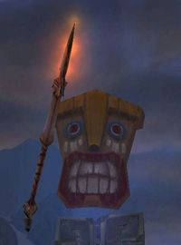 Image of Enchanted Tiki Warrior