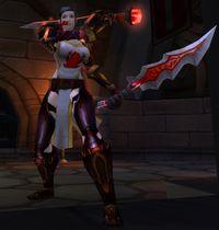 Image of Scarlet Myrmidon