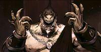 Image of Unidentified ogre slaver