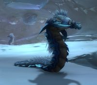 Image of Ravenous Jormungar