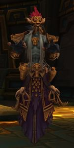 Image of Shadow-Borne Witch Doctor