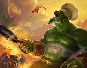 Orc Wowpedia Your Wiki Guide To The World Of Warcraft