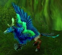 Image of Frayfeather Stagwing