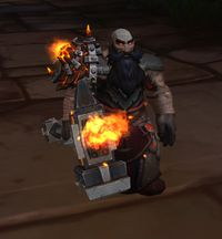 Image of Dark Iron Primalist