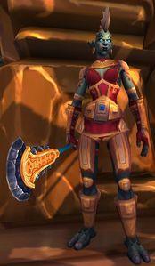 Image of Rastari Guard