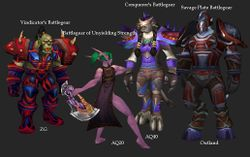 Warrior Sets Wowpedia Your Wiki Guide To The World Of Warcraft