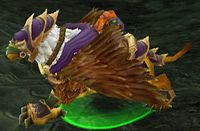 Image of Wildhammer Gryphon Rider
