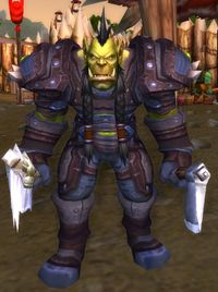 Image of Commander Aggro'gosh