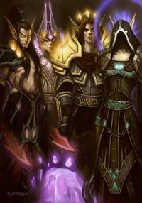 Image of Illidari Council