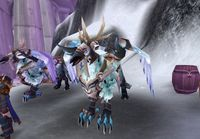 Image of Silver Covenant Hippogryph