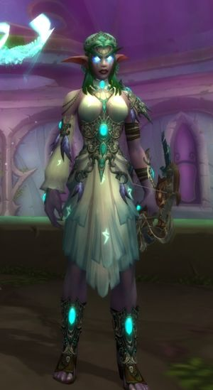 Tyrande Whisperwind - Wowpedia - Your wiki guide to the