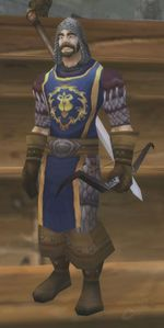 Image of Stormwind Harbor Archer