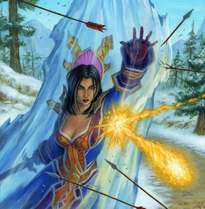 Ice Block - Wowpedia - Your wiki guide to the World of Warcraft