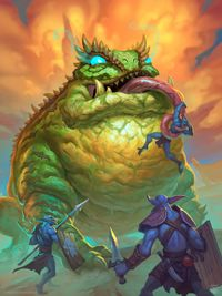 Image of Krag'wa the Huge