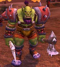 Image of Orgrimmar Legion Grunt