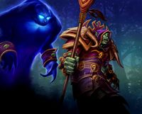Warlock Races Wowpedia Your Wiki Guide To The World Of Warcraft