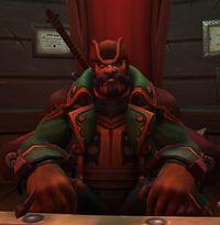 Image of Captain Gastrod