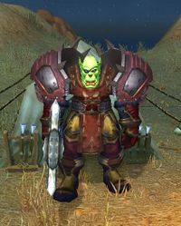 Image of Commander Ag'troz