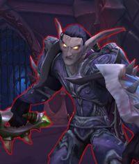 Image of Commander Shemdah'sohn