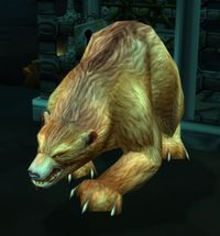 Image of Uncorrupted Thistle Bear