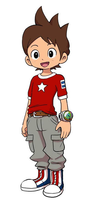 Nathan Adams Yo Kai Watch Wiki