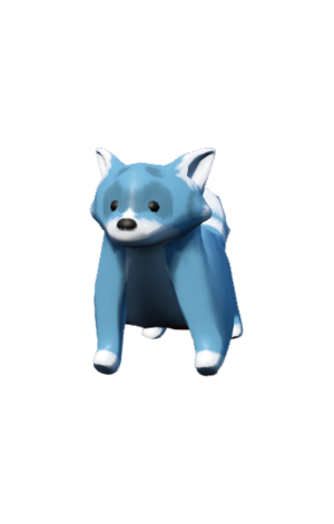 Frost Fox