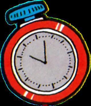 File:TLoZ Clock Artwork.png