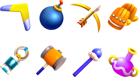 TFH Item Selection.png