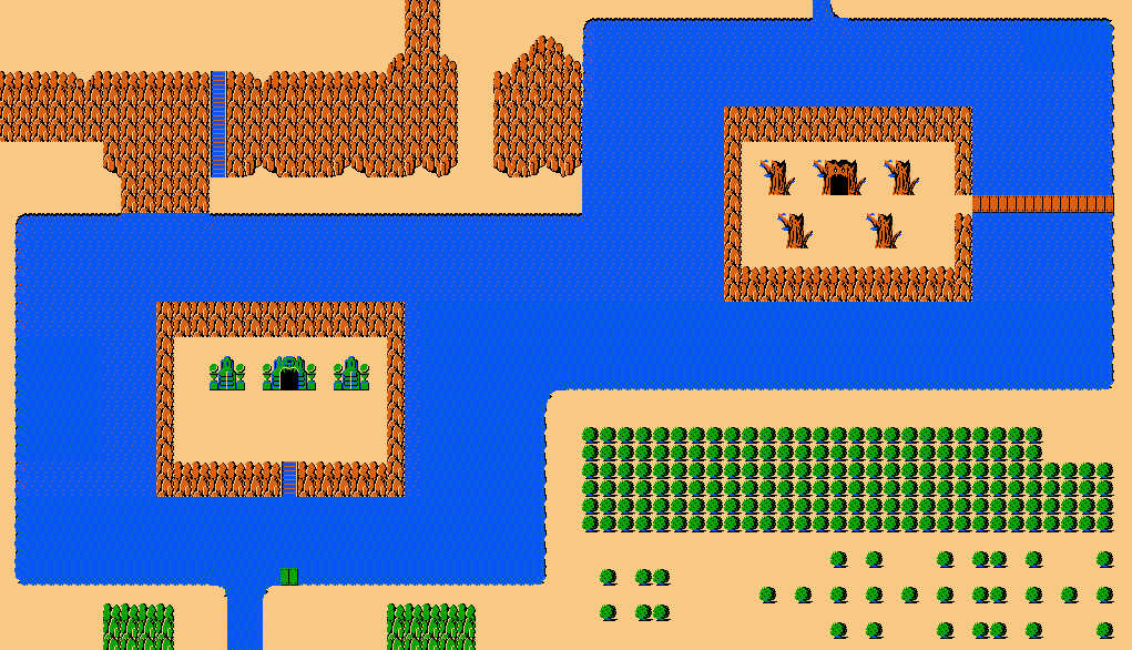 Lake Hylia - Zelda Wiki
