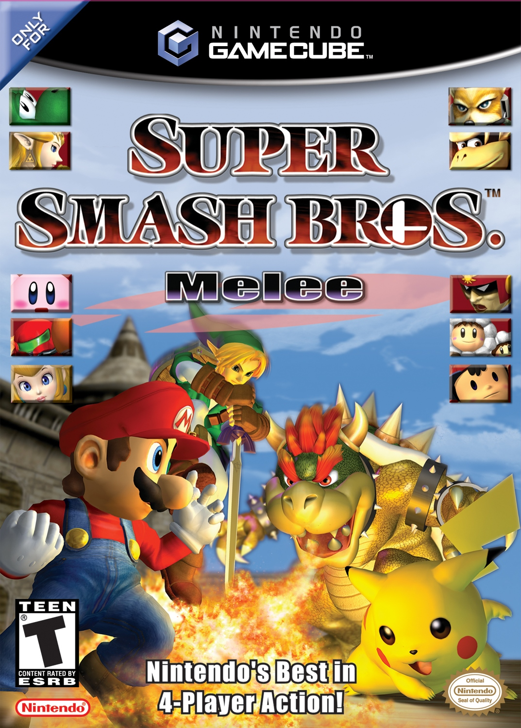 Super Smash Bros Melee Zelda Wiki