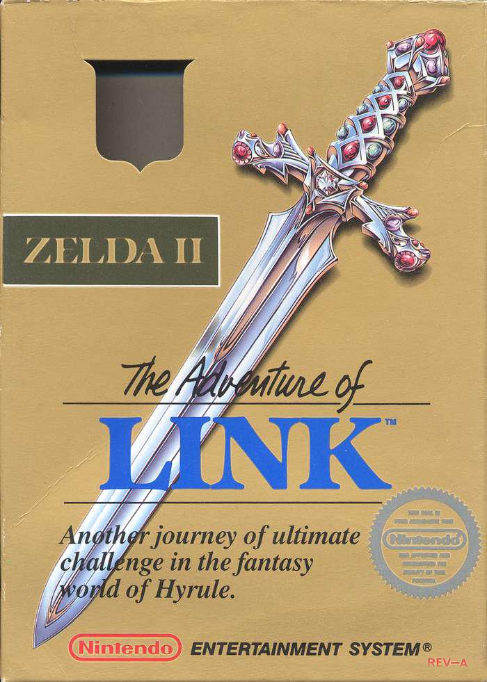 Zelda II: The Adventure of Link - Zelda Wiki