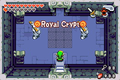The Minish Cap - Royal Crypt Entrance.png