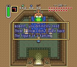 Mysterious Pond - Zelda Wiki