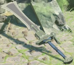 BotW Knight's Claymore Model.png