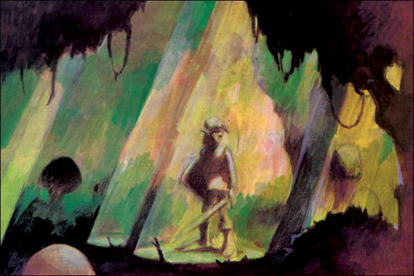 Lost Woods - Zelda Wiki