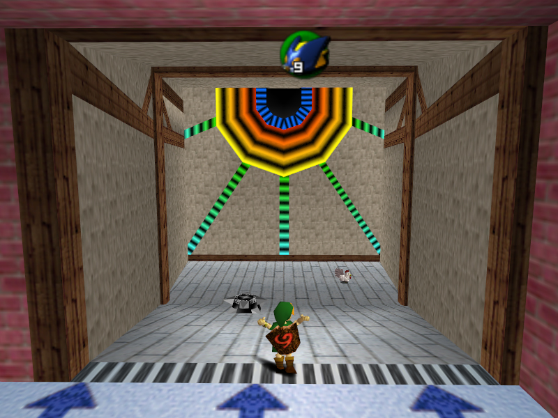 Bombchu Bowling Alley - Zelda Wiki