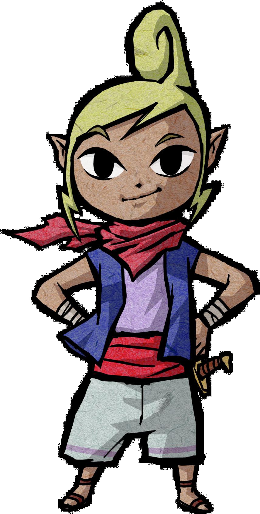 Tetra Zelda Wiki