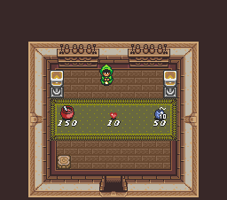Link To The Past - Kakariko Village Shop Interior.png