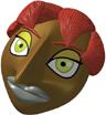 OoT Gerudo Mask Render.png