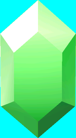 ALBW Green Rupee Model.png