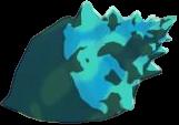 BotW Hearty Blueshell Snail Model.png