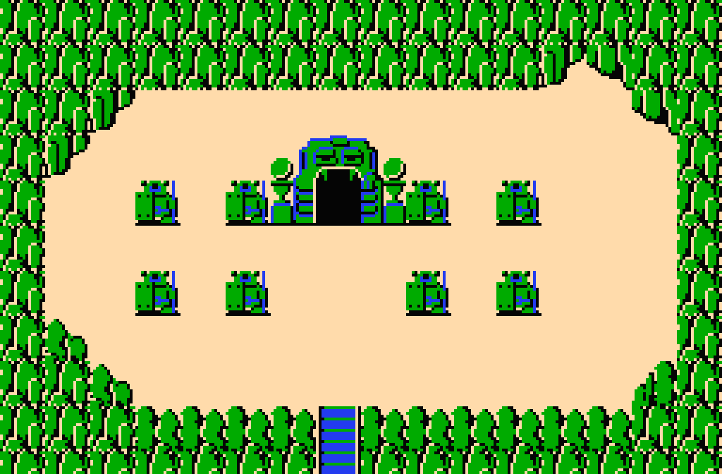 Level 2 (The Legend of Zelda) - Zelda Wiki