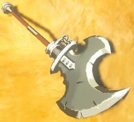 BotW Mighty Lynel Spear Model.png