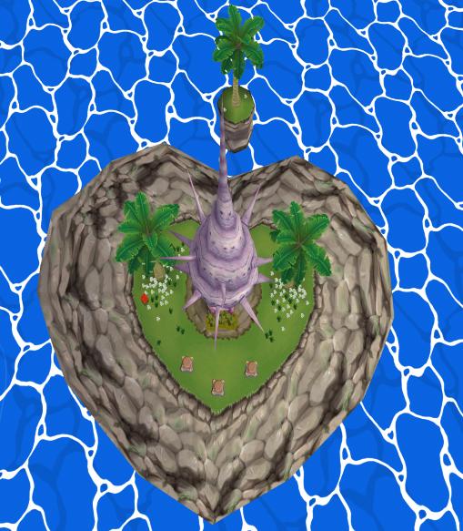 Fairy Islands - Zelda Wiki